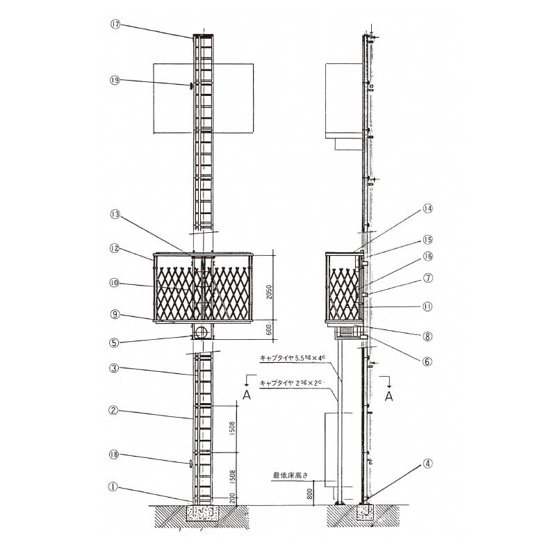 TCLE-500商品画像